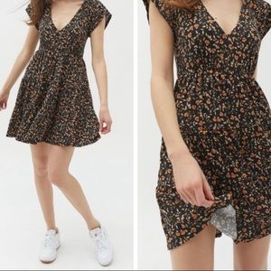 Urban Outfitters Julia Tiered Dress